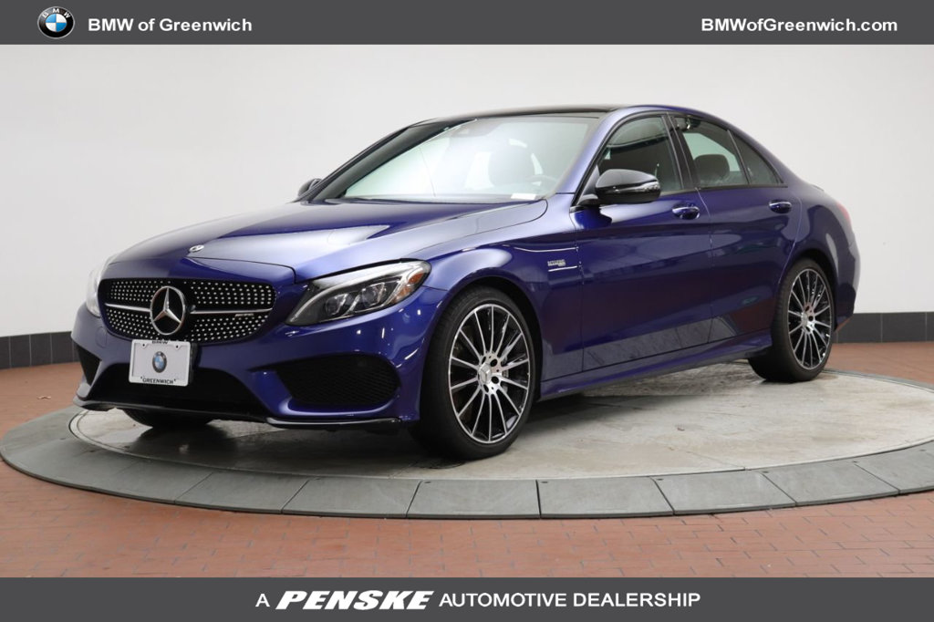 Pre-Owned 2018 Mercedes-Benz C-Class AMG® C 43 4MATIC Sedan