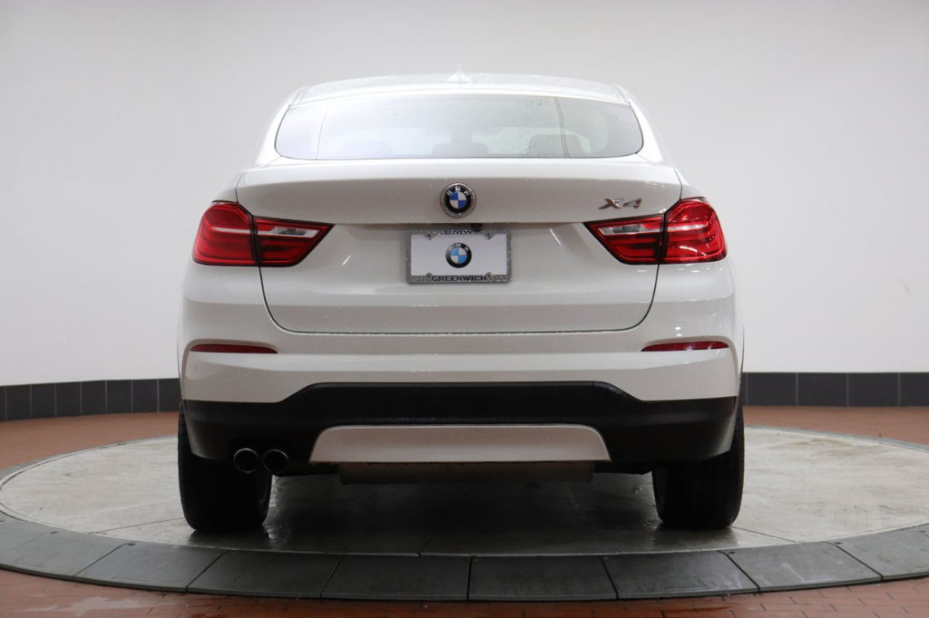 Certified Pre-Owned 2017 BMW X4 xDrive28i Sports Activity