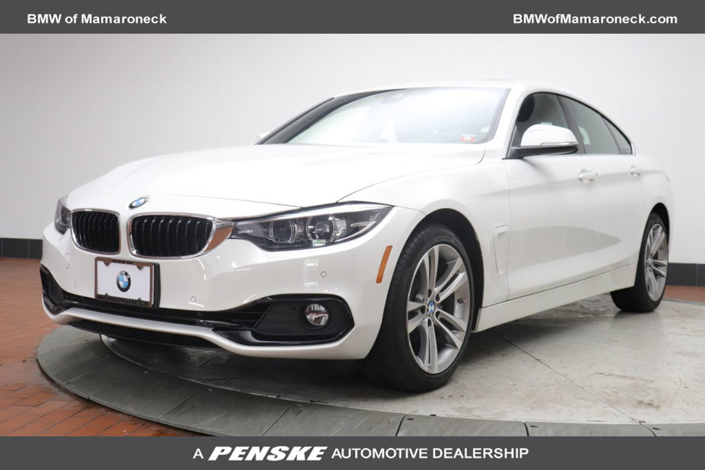 Loaner Lease 2019 BMW 4 Series 430i xDrive Gran Coupe