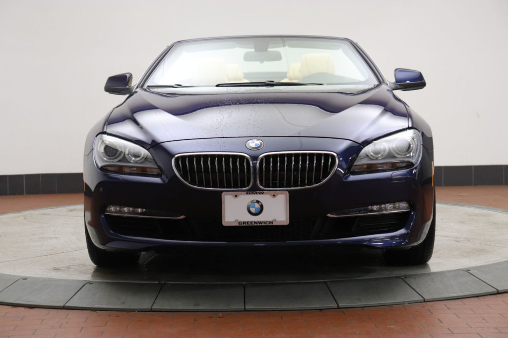 Pre-Owned 2014 BMW 6 Series 640i xDrive