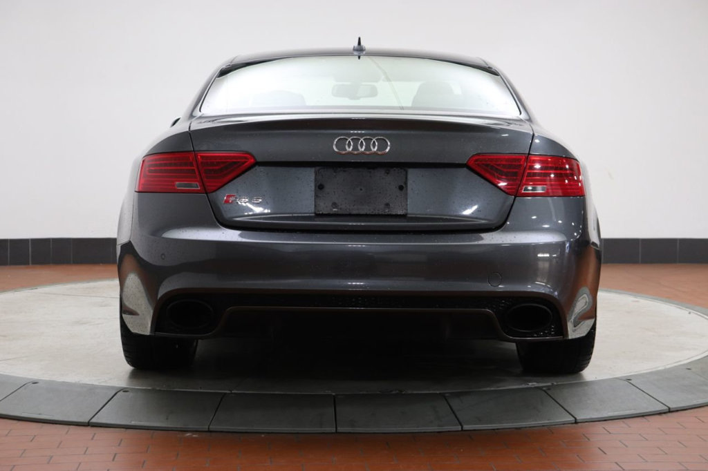 Pre-Owned 2013 Audi RS 5 2dr Coupe