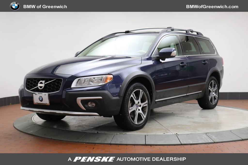 Pre-Owned 2015 Volvo XC70 AWD 4dr Wagon T6 Premier Plus