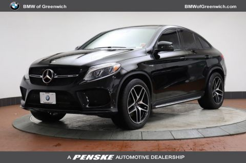 Pre-Owned 2017 Mercedes-Benz GLE AMG® GLE 43 4MATIC Coupe