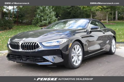 New 2020 BMW 8 Series 2DR CNV 840I XDR